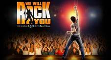 """We will rock you"", weekend