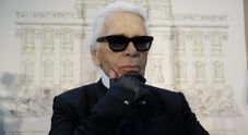 Morto Karl Lagerfeld: moda