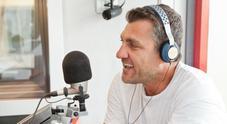 Bobo Vieri special guest dj al Miu Disco Dinner «Metto la musica house»