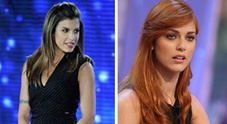 La Canalis torna in tv