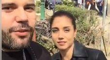 «Gomorra 4», via alle riprese il video dal set di Genny e Patrizia diventa virale