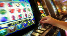 Portano via le slot machine