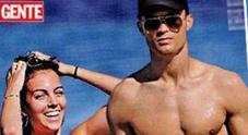 Cristiano Ronaldo, relax al mare con la fidanzata «Si sposeranno in Italia»