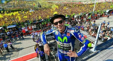 Valentino Rossi come Louis