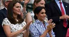 Kate contro Meghan Markle: