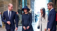 Harry-Meghan e William-Kate