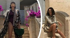 Caterina Balivo, supersexy