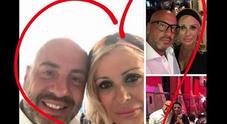 Tina innamorata: un cuore rosso sul post romantico del fidanzato Vincenzo