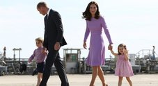 L'annuncio di William e Kate: il terzo royal baby nascerà ad aprile
