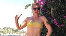 Noemi dimagrita pubblica una foto in bikini Colleghe e fan in delirio