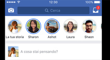 "Facebook lancia le ""stories""