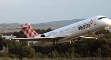 Volotea annuncia il via alla tratta Ancona-Palermo per la prossima estate