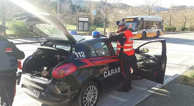 I carabinieri hanno denunciato il truffatore