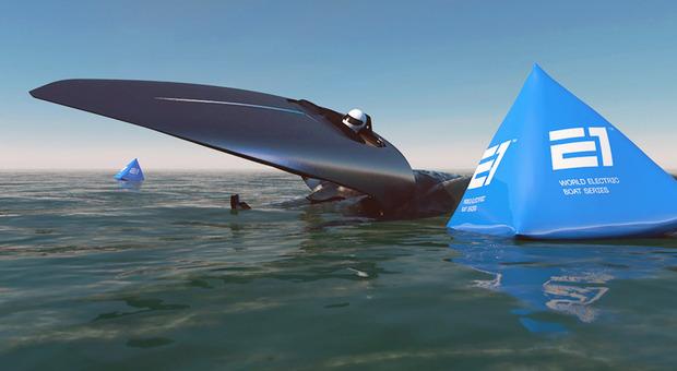 Nautica green, new mobility a pelo d'acqua