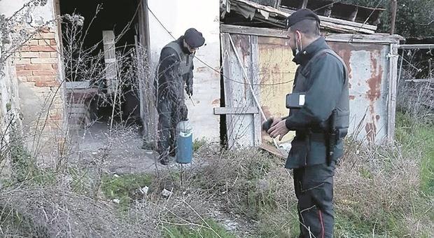 Porto San Giorgio, furti e rapine, commercianti esasperati: blitz nei casolari a caccia dei covi delle bande