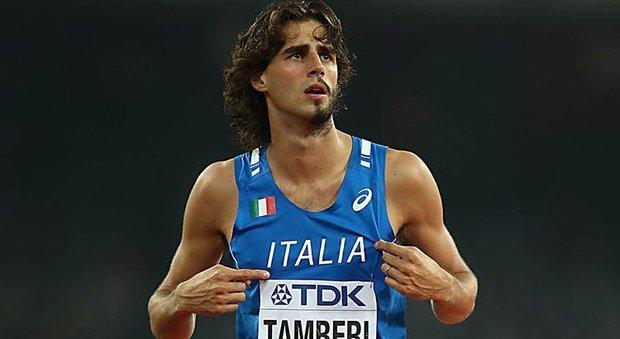 Tamberi combattivo verso i Mondiali di Londra: «Sono qui per la medaglia»