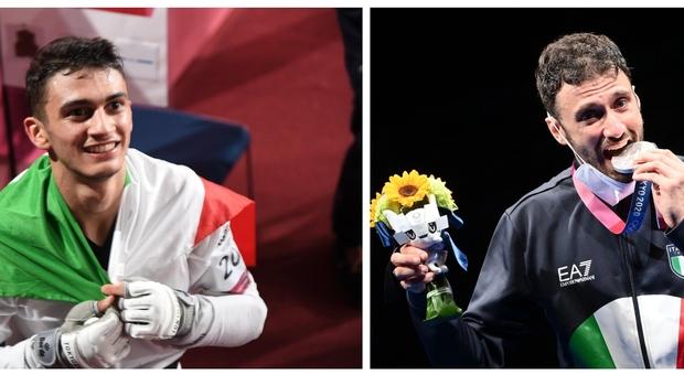 Olimpiadi, prime medaglie per l'Italia