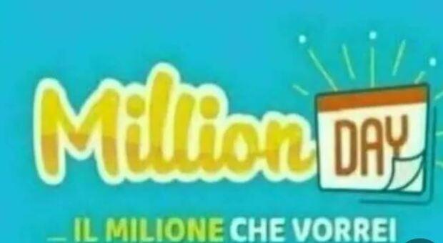 Million Day, l'estrazione dei numeri vincenti di sabato 24 luglio 2021