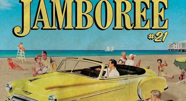 La locandina della nuova edizione del Summer Jamboree