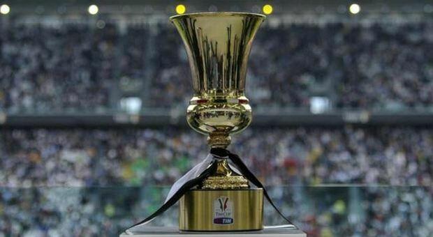 Coppa Italia, via libera del governo: la finale si giocherà davanti al pubblico al 20 % della capienza