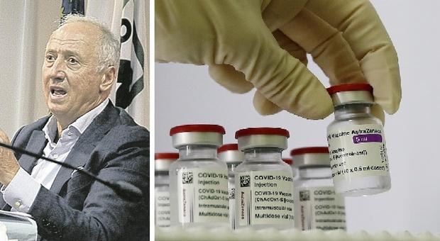 La doppia strategia di Saltamartini: «Compriamo vaccini con Friuli e Veneto e produciamoli nelle Marche»