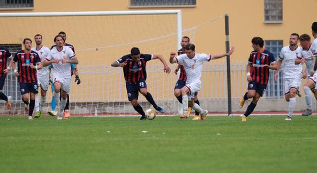 Castelfidardo corsaro a Pineto, i playoff sono ancora possibili