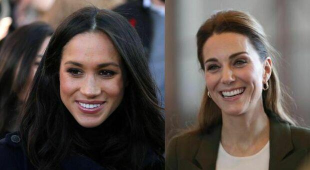 Meghan Markle, telefonata segreta con Kate Middleton: ecco cosa si sono dette