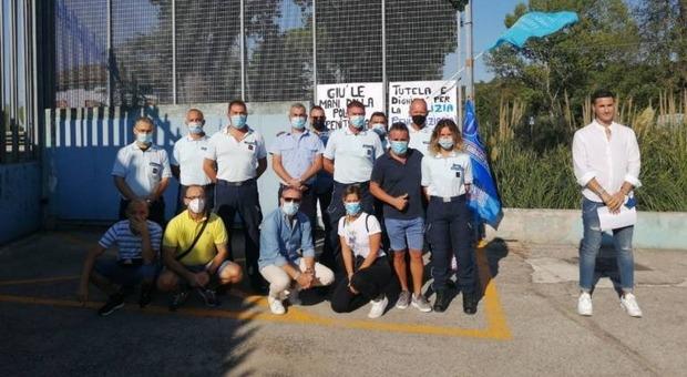 Polizia penitenziaria, non si fermano le proteste: scatta l astensione dal servizio mensa