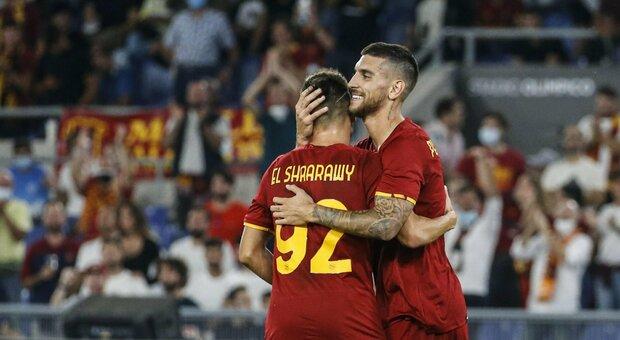 Roma-Cska Sofia, le pagelle: Pellegrini disegna calcio, El Shaarawy come ai vecchi tempi