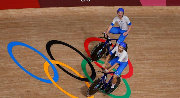 Ciclismo su pista, diretta ore 11.00, Italia in finale per l'oro