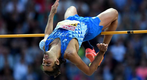 Tamberi sotto la bufera provoca Usain Bolt: «Adesso sono pronto a sfidarti»