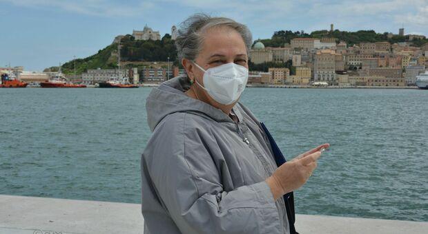 Valeria Mancinelli, sindaco di Ancona, interviene sul dibattitto per le nomine all'Autorità portuale