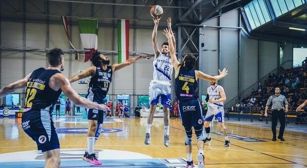 La Ristopro schianta Cividale in gara-1 e fa il primo passo verso la Serie A2