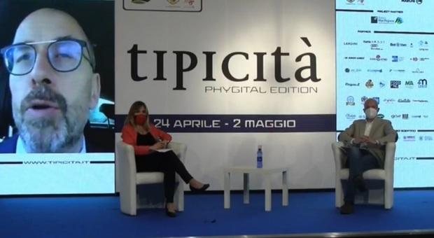 Il webinar di ieri promosso da Tipicità con Unicam