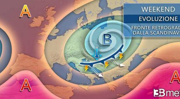 Più ombrelli che ombrelloni, nuovo allerta meteo per temporali nelle Marche: ecco quando e dove