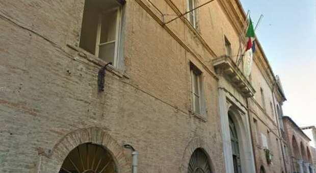 Il Municipio di Fano