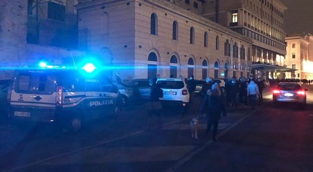 Notte di controlli e denunce per i Poliziotti della Questura di Ancona