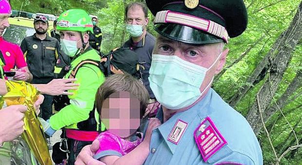 Il comandante Danilo Ciccarelli è marchigiano: «Quell abbraccio di Nicola lo porterò sempre con me. Come la nascita di un figlio»