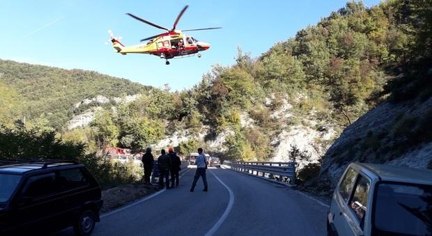 Castel di Lama, precipitò dal ponte sul greto del torrente: Fabio muore dopo 15 giorni d'agonia