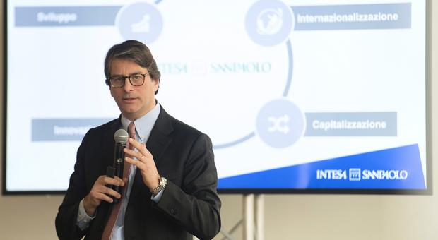 Stefano Barrese, guida di Banca dei Territori in Intesa