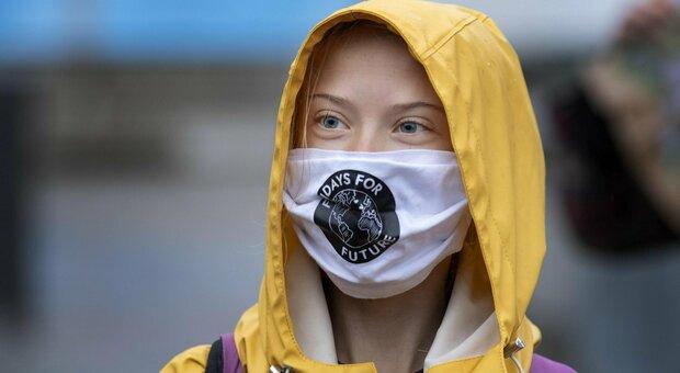 Greta Thunberg dona 100mila euro al progetto vaccini per i Paesi poveri