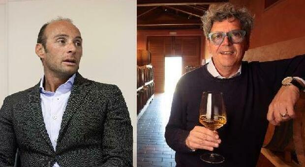 Marcello Pennazzi e Aldo Cifola