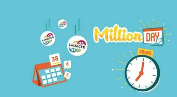 Million Day, l'estrazione dei numeri vincenti di sabato 29 maggio 2021