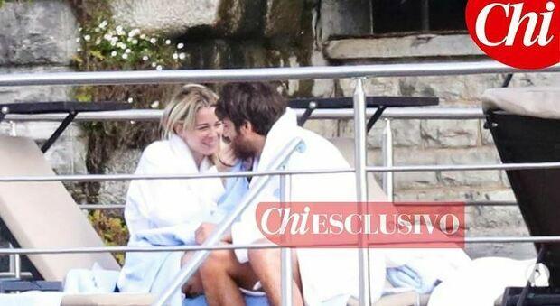 Diletta Leotta e Can Yaman di nuovo insieme: vacanza nel resort sul lago di Como
