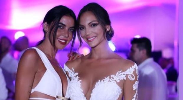 Sarah Nile e Veronica Ciardi, cosa c'è dietro il litigio: «Lei al mio matrimonio è stata invitata»