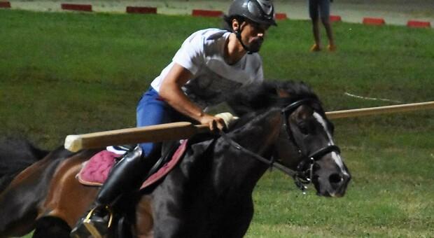 Le prove della Quintana tornano questa sera al campo Squarcia di Ascoli Piceno