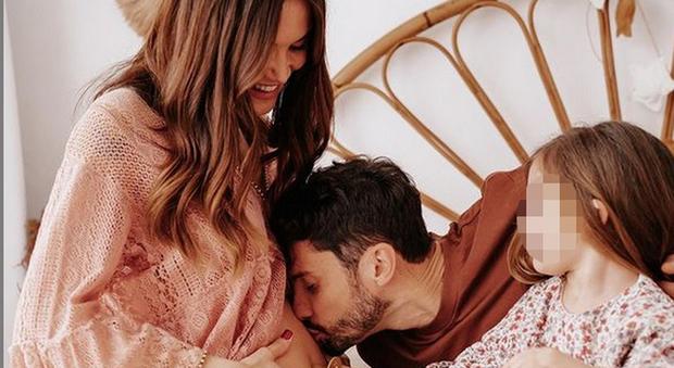 Caterina Siviero ha annunciato di essere nuovamente incinta (Instagram)