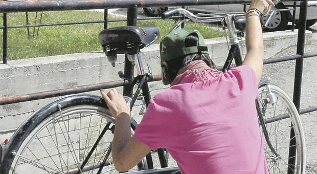 San Benedetto, ruba biciclette in cambio di droga: incastrato il ladro seriale