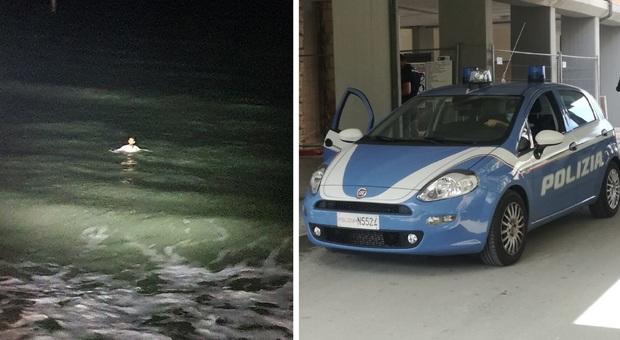 Porto Sant'Elpidio, colpi in serie negli chalet con tanto di fuga a nuoto: preso an che il complice del ladro seriale