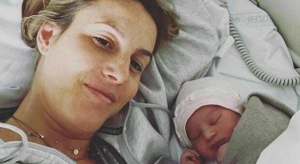 Tania Cagnotto è di nuovo mamma: «Benvenuta piccola Lisa»